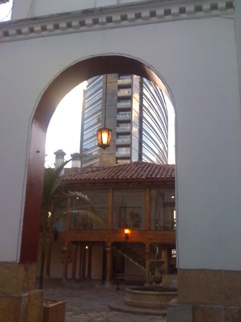 coloniale e moderno, Bogotà