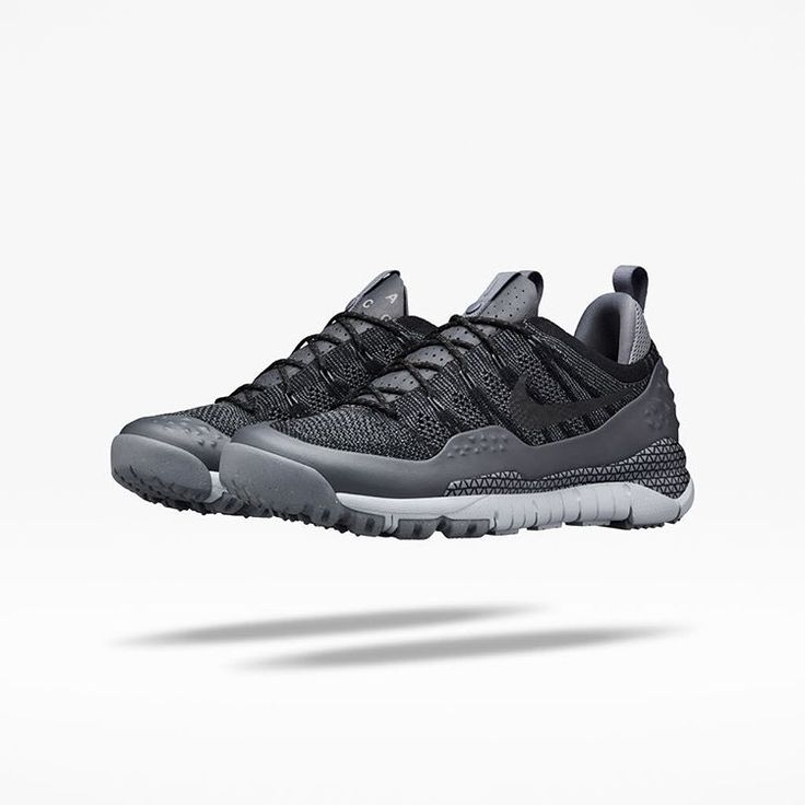The NikeLab ACG Lupinek Flyknit Gets a Low-Top Version | Footwear, Nike shoe  and Sport wear