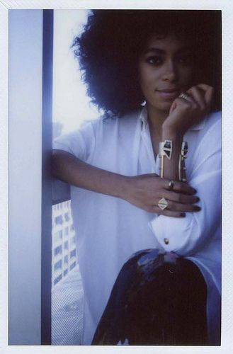 Solange Knowles PICKS FAVORITE Lady Grey Jewelry PIECES