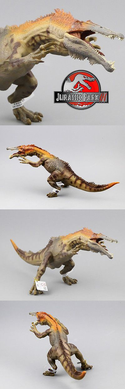 Animals and Dinosaurs 175692: The Lost World Jurassic Park Real Figure Baryonyx T-Rex Kenner Dinosaur Toy New -> BUY IT NOW ONLY: $42.99 on eBay!