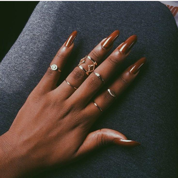 """Nail Inspiration #fashion #stylevitae #nails #nailinspiration #design"