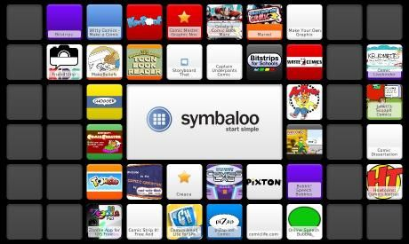 B2. RECURSO Tablero Symbaloo que te recopila herramientas para crear cómics. Útil. Curso Narrativa digital, de INTEF, 2017. #EduNarraDig