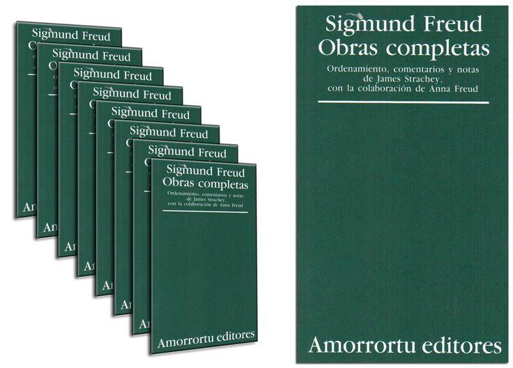 Obra completa de Sigmund Freud en español para descargar