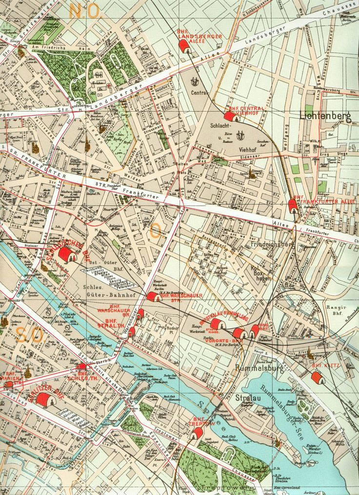 17 best Map Berlin images on Pinterest Berlin germany Berlin and Maps