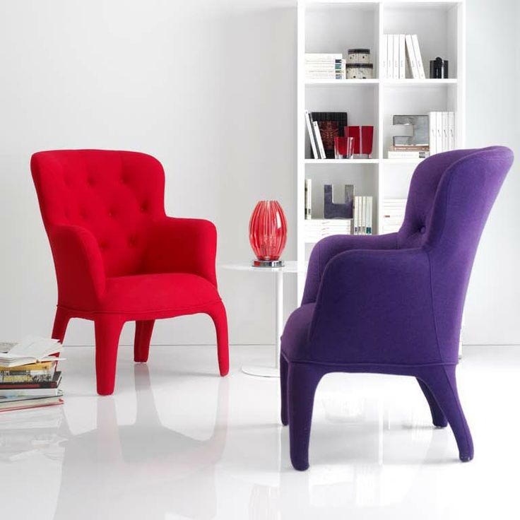 Sillon Rojo PC-689V