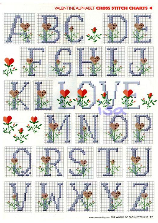 Gallery.ru / Фото #40 - The world of cross stitching 042 февраль 2001 - WhiteAngel