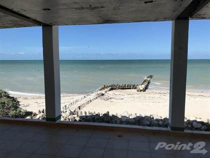 Chelem Beach House With Exception Large Lot | Easily Turn This Into Your Seaside Dream, Chelem, Yucatan — Point2 Homes