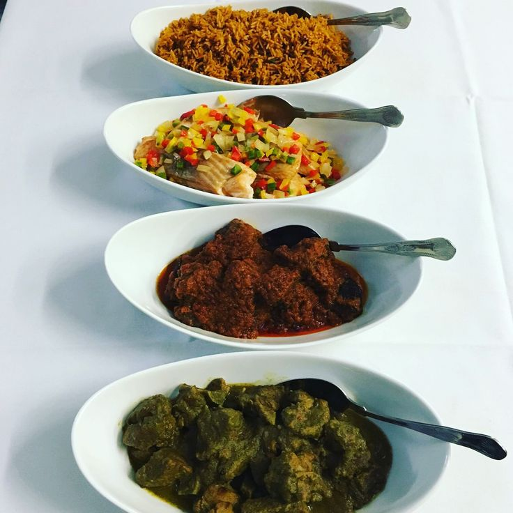 Nigerian Wedding Food: 53 Best Nigerian Party Food & Drinks Images On Pinterest