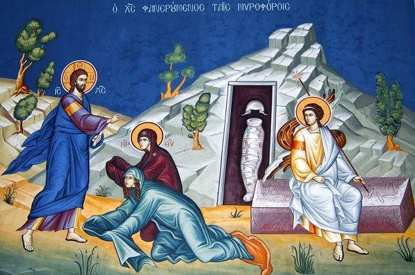 Πνευματικοί Λόγοι: Γιατί αποκυλίσθηκε ο λίθος από τη θύρα του μνημείο...