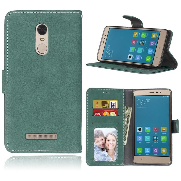 PU Leather Covers Cases For Xiaomi Redmi Note 3 Redmi Note 2 Pro 5.5'' Cases Card Holders Plastic Wallet Flip Holster back cover#xiaomi redmi note pro 3 case