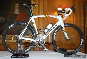 Eddy Merckx 525 and ETT launched at Belgian House