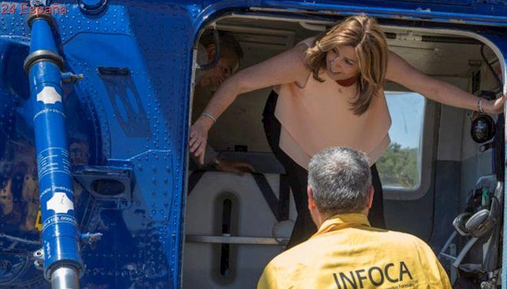 Susana Díaz prorroga contratos millonarios bajo sospecha del Infoca