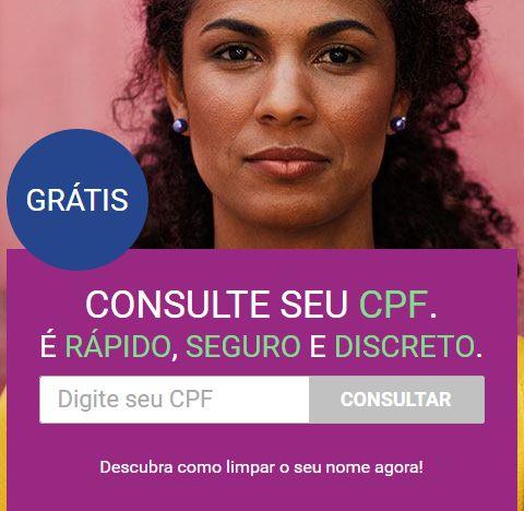 Faça sua Consulta Gratuita de CPF no Serasa