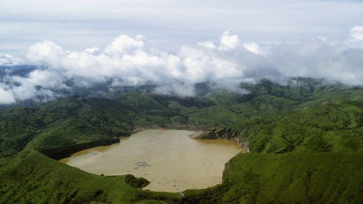 Jazero Noys, Kmerun
