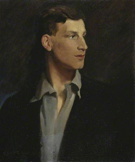 Portrait of Siegfried Loraine Sassoon by Glyn Warren Philpot, 1917. Siegfried Loraine Sassoon (1886 – 1967) was an eminent English poet, writer, and soldier. Decorated for bravery on the Western Front, he became one of the leading poets of the First World War.