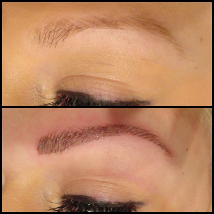 30 best permanent make up images on pinterest brows eye for Cosmetic eyebrow tattoo
