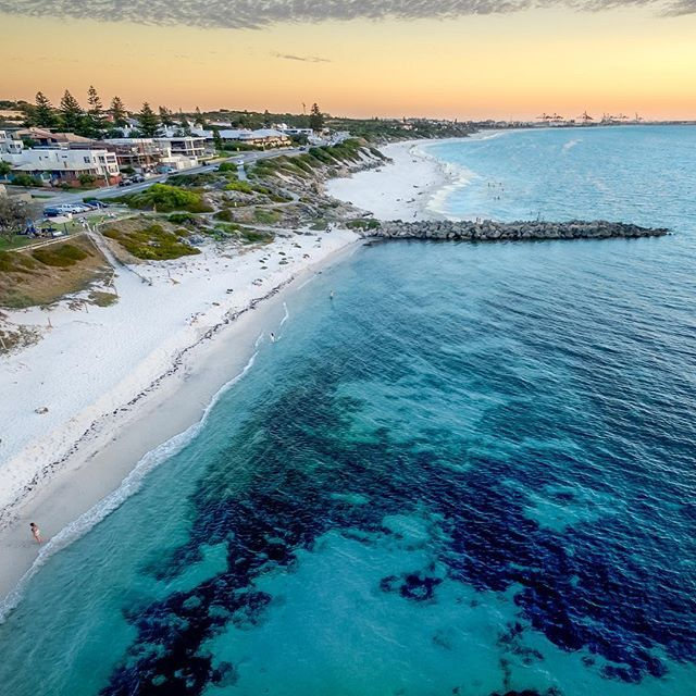 South Cottlesloe Beach, Perth Western Australia