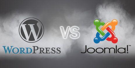 WordPress vs Joomla : Ποιο είναι το καλύτερο;