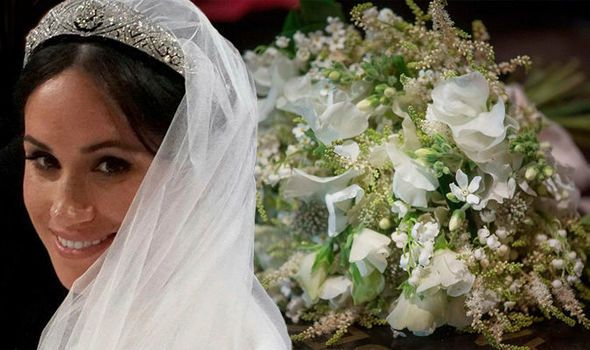 Hidden Messages In Meghan Markle S Royal Wedding Bouquet Revealed