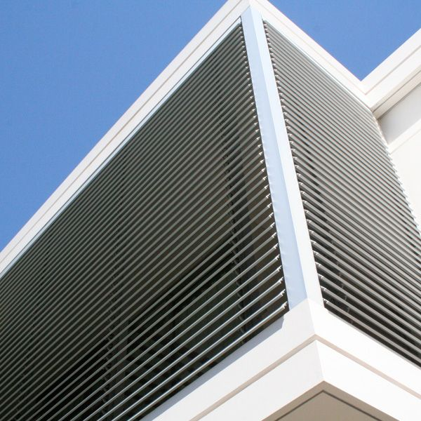 External window louvres are a high-end solution to external shading. Better prices for louvres & installation by The Fitter. Get a free quote online.