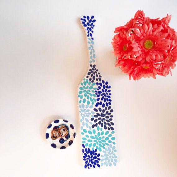 Hand Painted Paddle  Sorority Paddle  Custom by TheRedheadedCamel