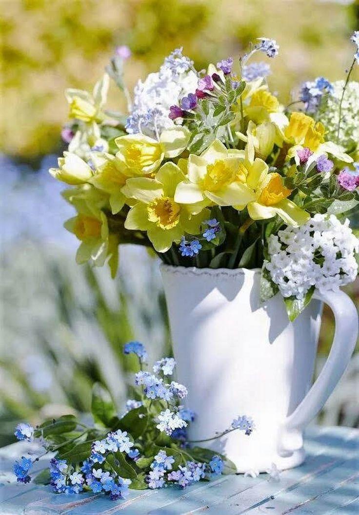 открытки доброе утро и прекрасного дня с луговыми цветами данной идеи