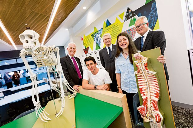 Science school opening a boost for bright sparks - A specialist senior secondary school for Victoria's brightest science students, named after Australia's first female Nobel Prize winner, has opened in Parkville.
