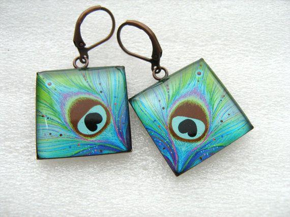 peacocks eye by ZukaSunny on Etsy