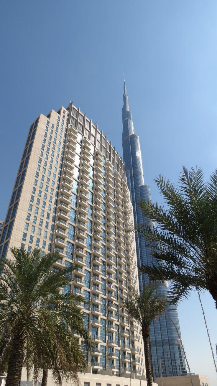 Burg Khalifa - Dubai