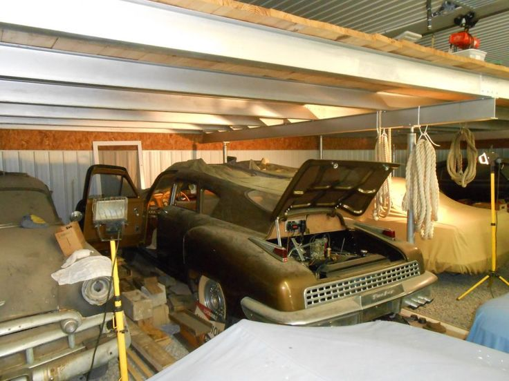 Liberated From An Ohio Garage Tucker 1044 To Appear At Ypsilanti Orphan Car Show