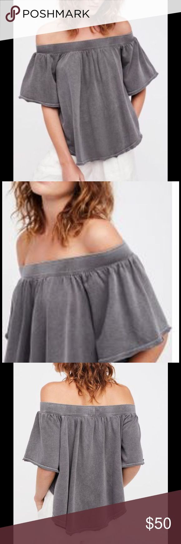 ❤️ Free people kiss me tube Free people kiss me tube top. In black but really a washed out black, more gray. Cape like. Super cute! App 22 longest length Free People Tops