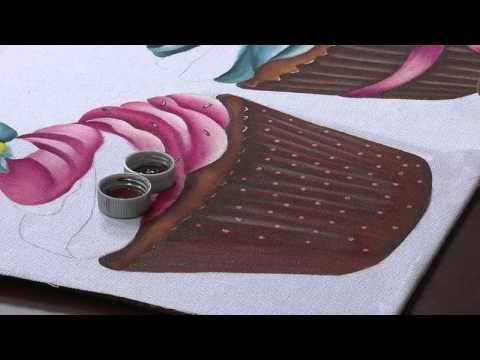 Mulher.com 25/02/2014 Ana Laura Rodrigues - Cupcake grande Parte 1/2 - YouTube