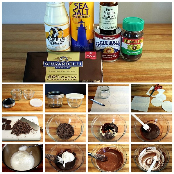 Magic Chocolate Dream Ice Cream {without an ice cream machine!}