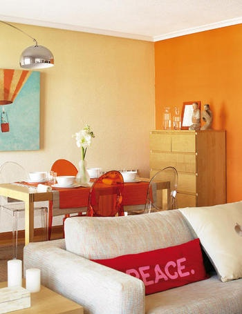 31 best orange and turquoise images on Pinterest | For the home ...