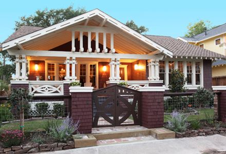 1000 images about cottage and bungalow houses on for Craftsman homes for sale in texas