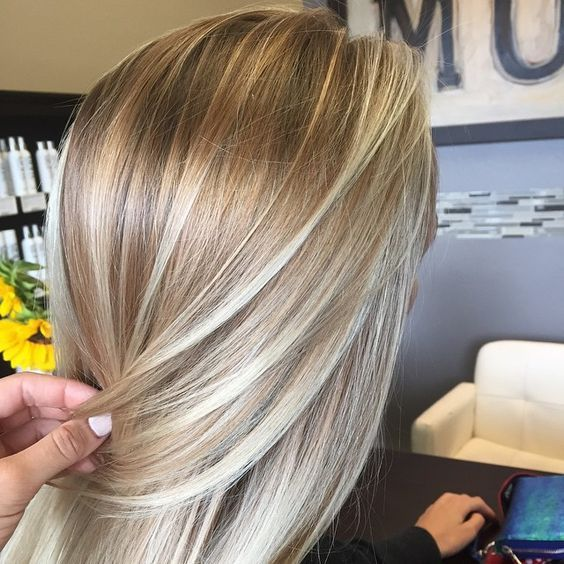 20 Adorable Ash Blonde Hairstyles To Try Hair Color Ideas: 11 Cute Blonde Balayage Highlights 2016