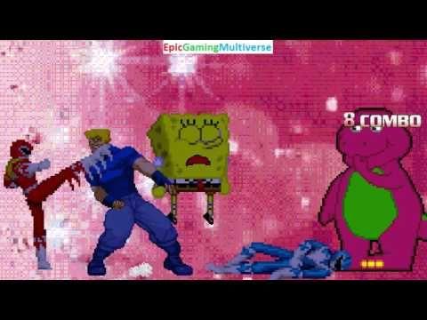 spongebob and friends meet dinosaur part 1
