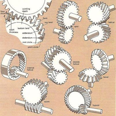 types of gears There are different types of gear great information given about the types of gears i got so much to learn after reading this and i think i will visit this.