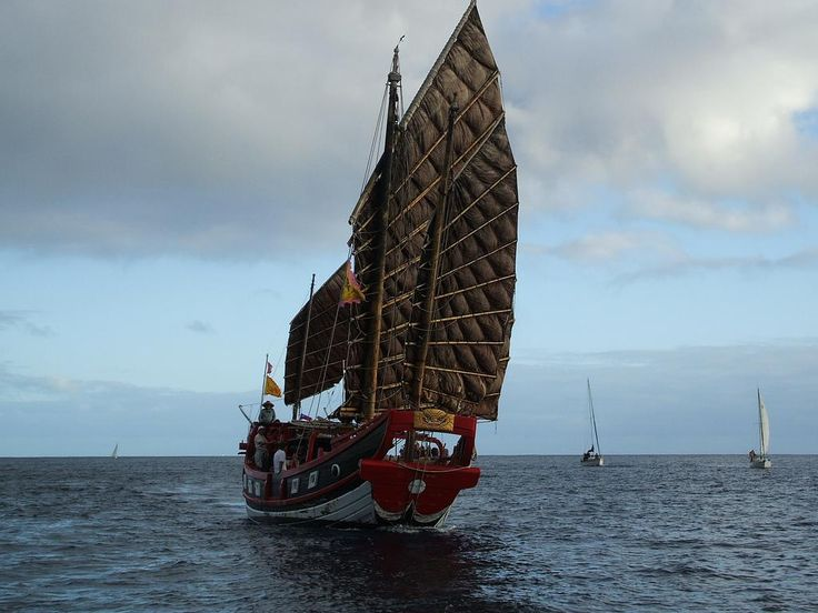 building junk boats Chinese Junk Construction http://www.boatdesign