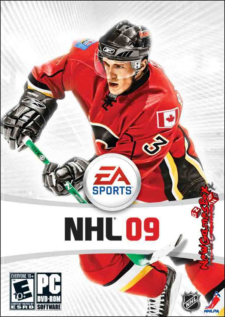 NHL 09 PC Game Free Download Full Version, PC System