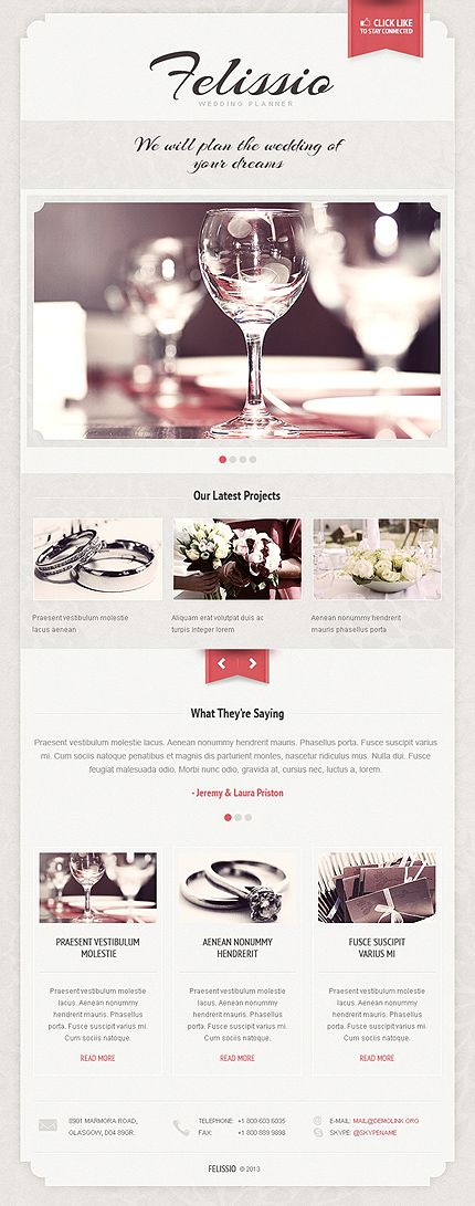 Wedding inspirations at the Coffee Break? Browse for more Wedding and Facebook Static Theme templates! // Regular price: $50 // Unique price: $3900 // Sources available: .PSD, .PHP, .CSS // #Wedding #FacebookTheme #templates