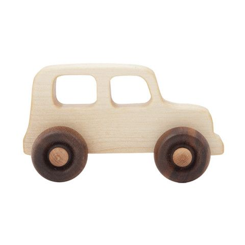 Wooden Story Road Car