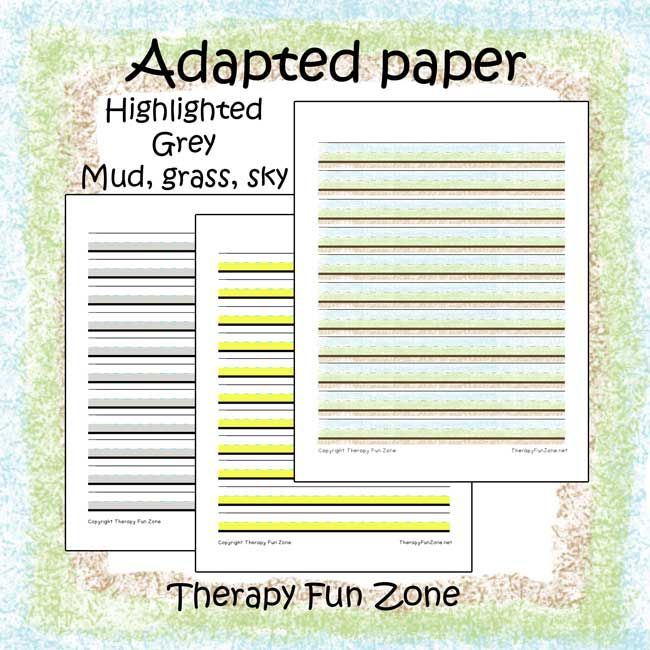 Lined Paper To Type On The Sewing Pattern Tutorials 8 How To Store