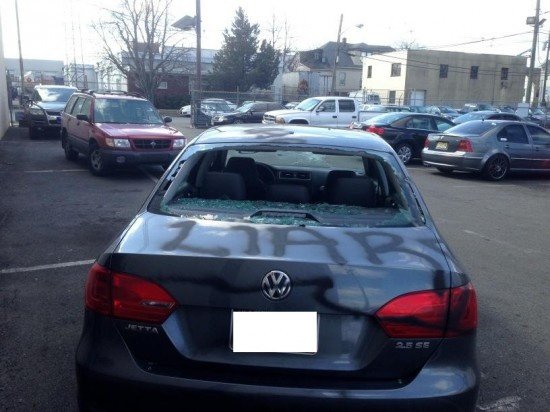 Caught Cheating: Look What She Did To His Car! - NoWayGirl