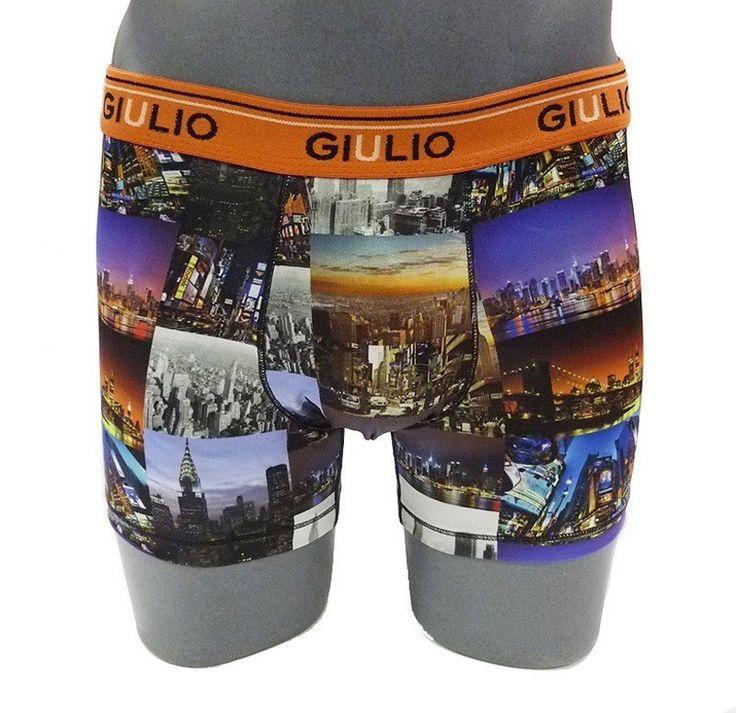 Boxer Giulio Lycra New York