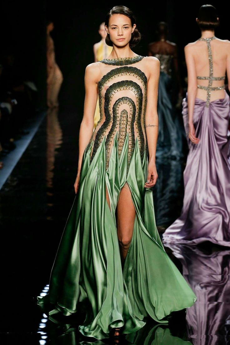 Reem Acra...  Something about GREEN... A Unif(eyed) Colors Campaign... Fashion ~N~ Frame(s) pick... partnersingoodwill.com ...