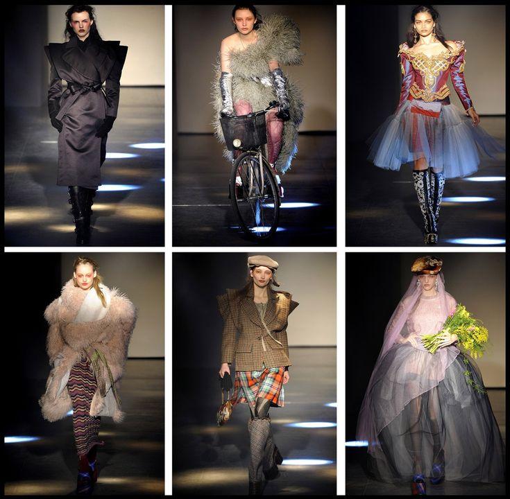 Paris Fashion Week 2012: la donna-guerriera di Vivienne Westwood
