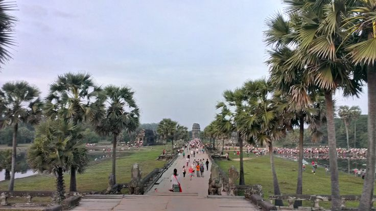 Angkor Wat. Siem Reap, Cambodia.