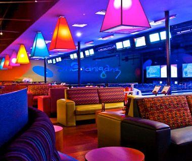 America's Coolest Bowling Alleys: Shenaniganz, Rockwall, TX