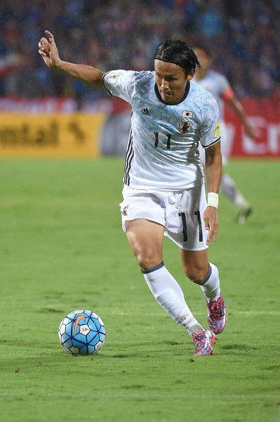 takashi usami photos photos thailand v japan 2018 fifa world cup
